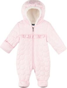 Baby Overall Mädchen rosa Gr. 74  Baby