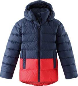 Winterjacke AMUND  dunkelblau Gr. 116 Jungen Kinder