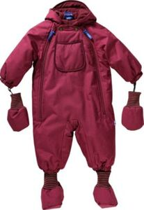 Baby Overall HALI ICE  rot Gr. 62/68 Mädchen Baby