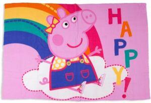 Kuscheldecke Peppa Pig, 100 x 150 cm