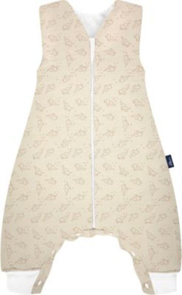 Sleep-Overall Organic Cotton, Starfant Gr. 110 cm braun