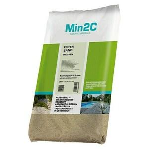 Min2C Aquasil-Filtersand