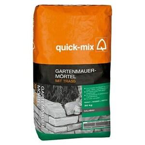 Quick-Mix Gartenmauermörtel