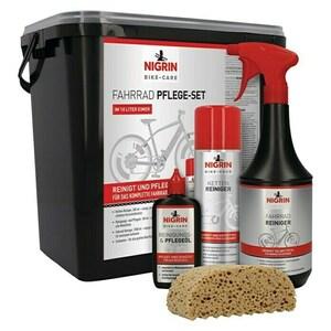 Nigrin Fahrradpflege-Set