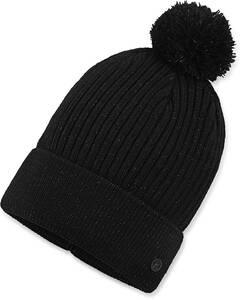BIRKENSTOCK, Mütze X-Mas Bling Hat in schwarz, Mützen & Handschuhe für Damen