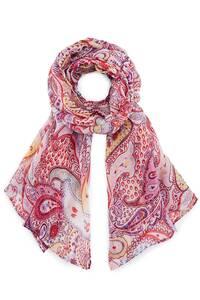 Codello, Schal Kiss From A Rose in rosa, Tücher & Schals für Damen