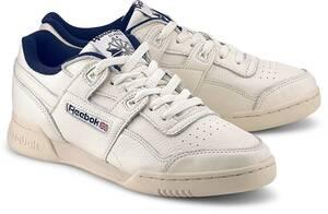 Reebok Classic, Sneaker Workout Plus Mu in weiß, Sneaker für Herren