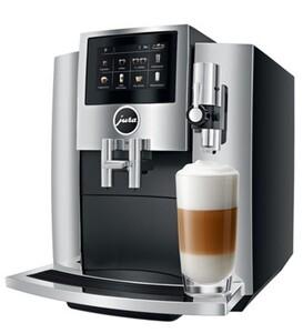 JURA Kaffeevollautomat S8 Chrom