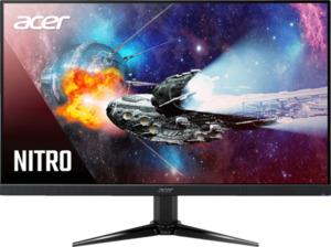 ACER Nitro QG241Y 23,8 Zoll Full-HD Gaming Monitor (1 ms Reaktionszeit, 75 Hz)