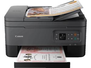 CANON PIXMA TS7450 2 FINE Druckköpfe mit Tinte (Schwarz und Farbe) Multifunktionsdrucker WLAN