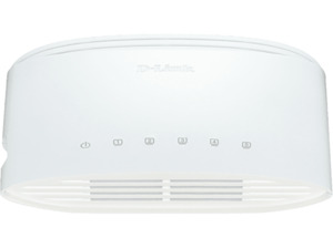 D-LINK DGS-1005D/E Desktop Switch 5