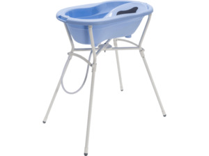 ROTHO TOP Ideale Badelösung Babypflege Sky blue