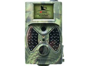 BRAUN PHOTOTECHNIK 57660 Wildkamera Camouflage, Nein opt. Zoom, LCD