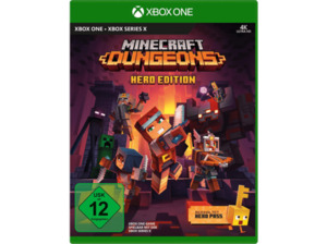 XBO ONE GAME MINECRAFT DUNGEON - [Xbox One & Xbox Series X S]