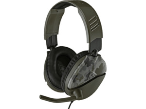 TURTLE BEACH Recon 70, Over-ear Gaming Headset Camouflage/Grün