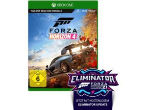 Forza Horizon 4 - Standard Edition [Xbox One & Xbox Series X S]