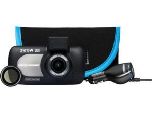 NEXTBASE Deluxe Bundle: 312 Dashcam + Case Polarisierungsfilter Dual USB Full HD, 6,9 cm Display