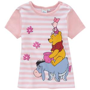 Winnie Puuh T-Shirt im Ringel-Look