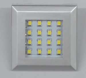 set one by Musterring LED-Beleuchtung Grau