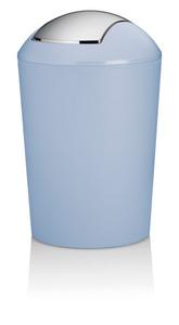 Kela Schwingdeckeleimer Blau