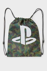 C&A PlayStation-Sportbeutel, Schwarz, Größe: 1 size