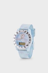 C&A Die Eiskönigin-Armbanduhr, Weiß, Größe: 1 size