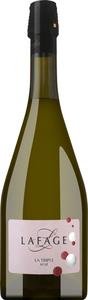 Lafage La Triple Rosé Brut  - Schaumwein - Domaine Lafage, Frankreich, Brut, 0,75l