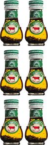 Drogheria & Alimentari Condi Per Carni - KrÀuteröl FÃŒr Fleisch 6 X80 Ml Set - Haltbar Bis 30.04.  - Öl, Italien, 0.4800 L