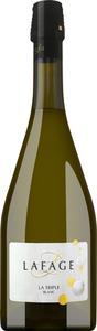 Lafage La Triple Blanc Brut  - Schaumwein - Domaine Lafage, Frankreich, Brut, 0,75l