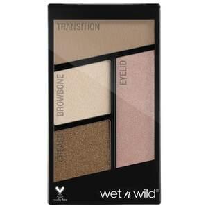 wet n wild Lidschatten wet n wild Lidschatten Color Icon Eyeshadow Quad Lidschattenpalette 1.0 pieces