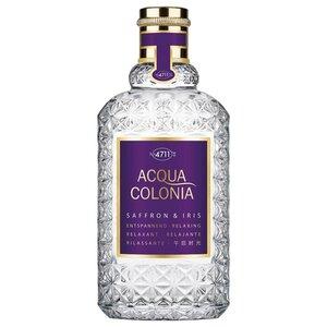 4711 Acqua Colonia Saffron & Iris 4711 Acqua Colonia Saffron & Iris Eau de Cologne Spray Eau de Toilette 170.0 ml