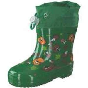 Playshoes Gummistiefel Mädchen%7CJungen grün