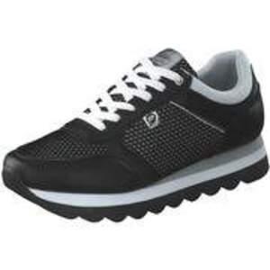 Rhapsody Plateau Sneaker Damen schwarz