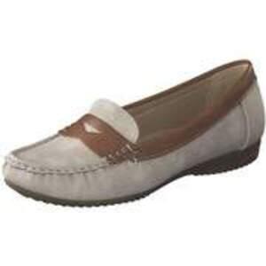 smiling for feet Mokassin Damen beige