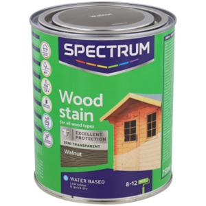 Spectrum Halbtransparente Holzlasur