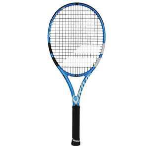 Tennisschläger Pure Drive Erwachsene blau/schwarz