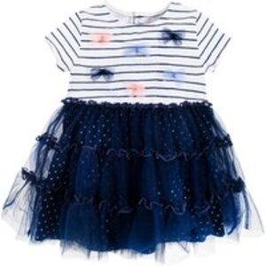 COOL CLUB Baby Kleid für Mädchen 62