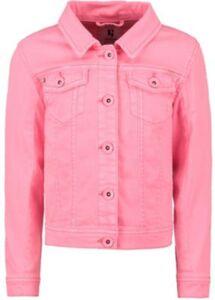 Jeansjacke  pink Gr. 104/110 Mädchen Kleinkinder
