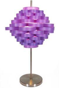 """Tischleuchte """"Special"""", H61cm violett"""