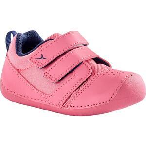 Turnschuhe 500 I Learn Babyturnen rosa