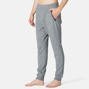 Jogginghose Slim Fitness RV-Taschen Herren grau