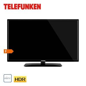 D32F551N1CW • FullHD-TV • 3 x HDMI, 2 x USB, CI+ • integr. Kabel-, Sat- und DVB-T2-Receiver • Maße: H 43,5 x B 73,2 x T 7,9 cm • Energie-Effizienz F (Spektrum A bis G) nach neuer Richtlini