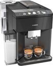 Bild 1 von SIEMENS Kaffeevollautomat EQ.500 integral TQ505D09 saphirschwarz metallic (EQ.5)