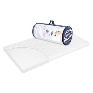 Zöllner Kinderbettmatratze kaltschaumkern 120/60/6 cm  7210100000  *mb*  Weiß