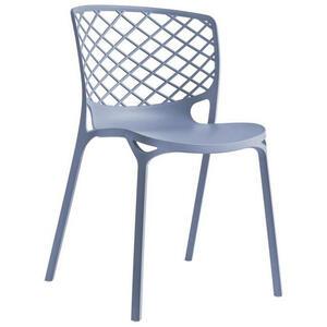 Livetastic Stuhl hellblau  Gamera  Kunststoff