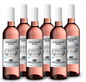 6er-Paket Winzinger Weine Rosé Zweigelt 2019 Luftgekühlt N°3 - 4.5 L - Österreich - Winzinger Weine