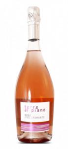 Terre al Piano Rosé Spumante IGT Extra Dry - 0.75 L - Italien - Schaumwein - Terre al Piano