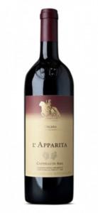 Castello di Ama Merlot IGT L'Apparita Magnum 1,5l 2014 - 1.5 L - Rotwein - Italien - Castello di Ama