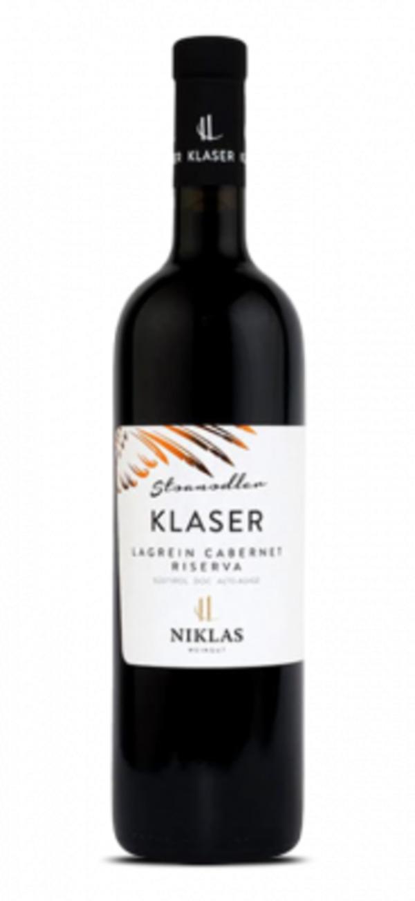 Niklaserhof Klaser Riserva Cuvee DOC Stoanodler 2017 - 0.75 L - Rotwein - Italien - Niklaserhof