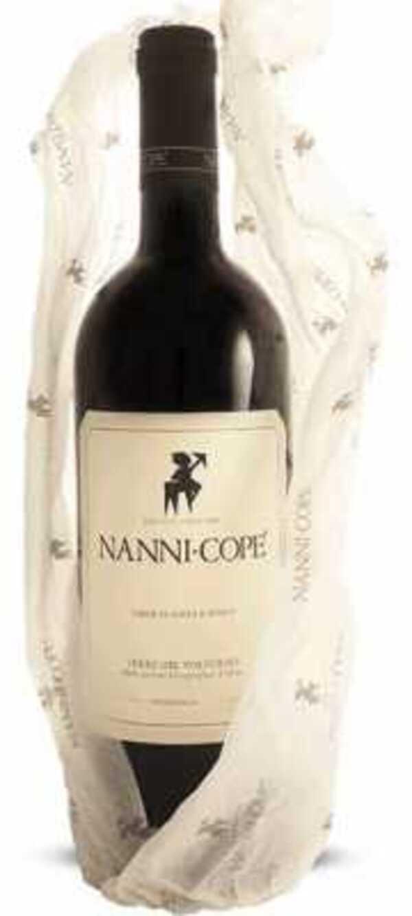 Nanni Copé Sabbie di Sopra il Bosco IGT 2013 - 0.75 L - Rotwein - Italien - Nanni Copé
